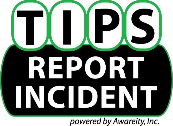 TIPS Report Incident