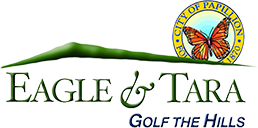 Eagle and Tara Golf The Hills