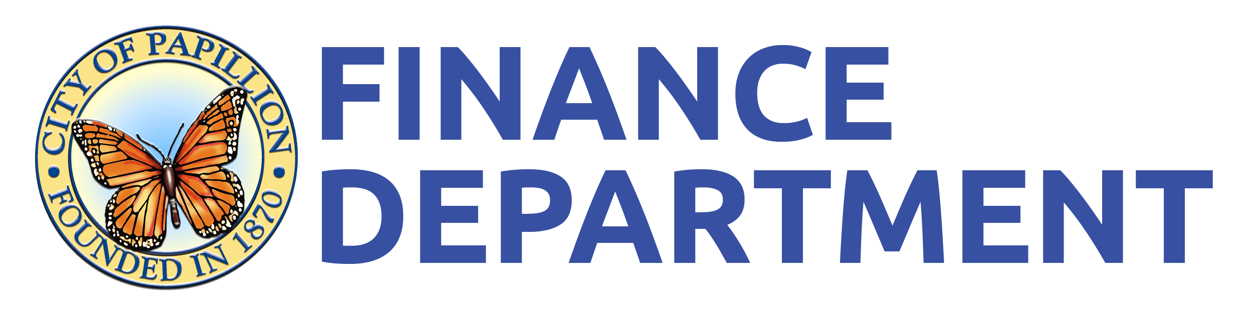 Finance Department logo