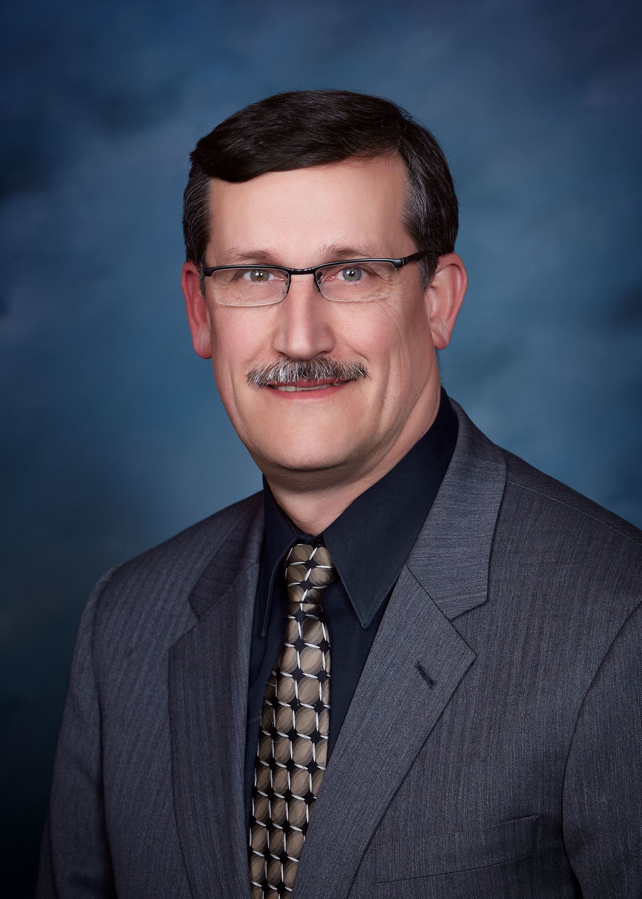 Photo of Mayor David P. Black