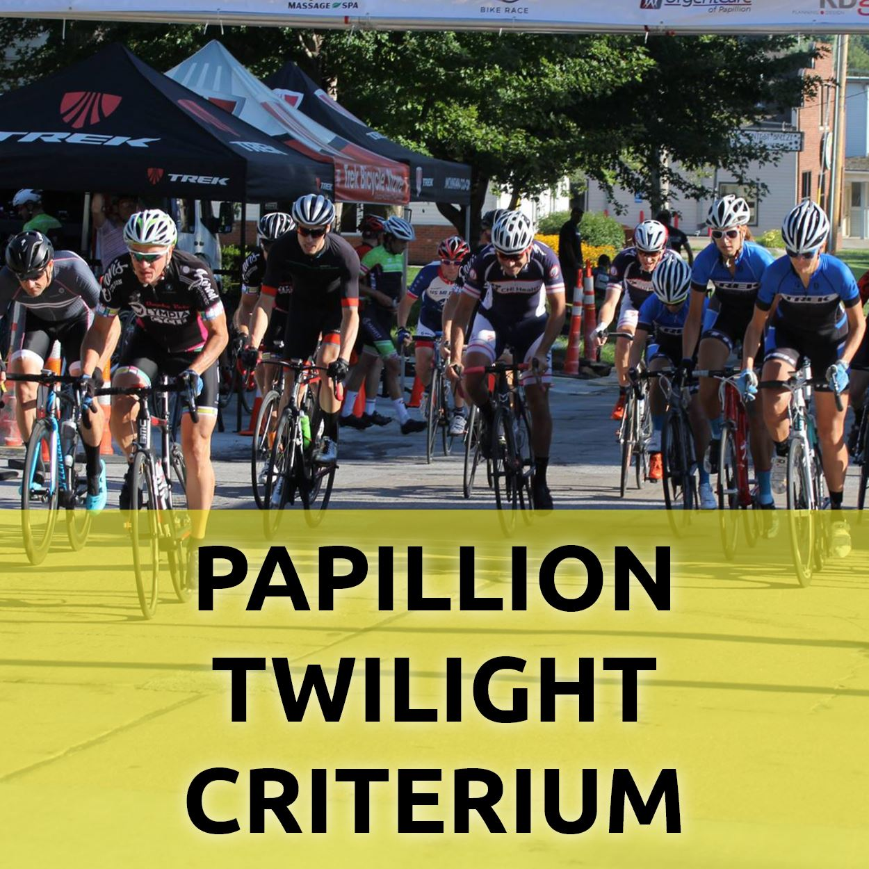 Papillion Twilight Criterium