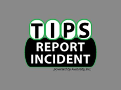 TIPS Incident Reporting