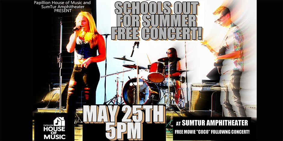 School's Out For Summer Concert