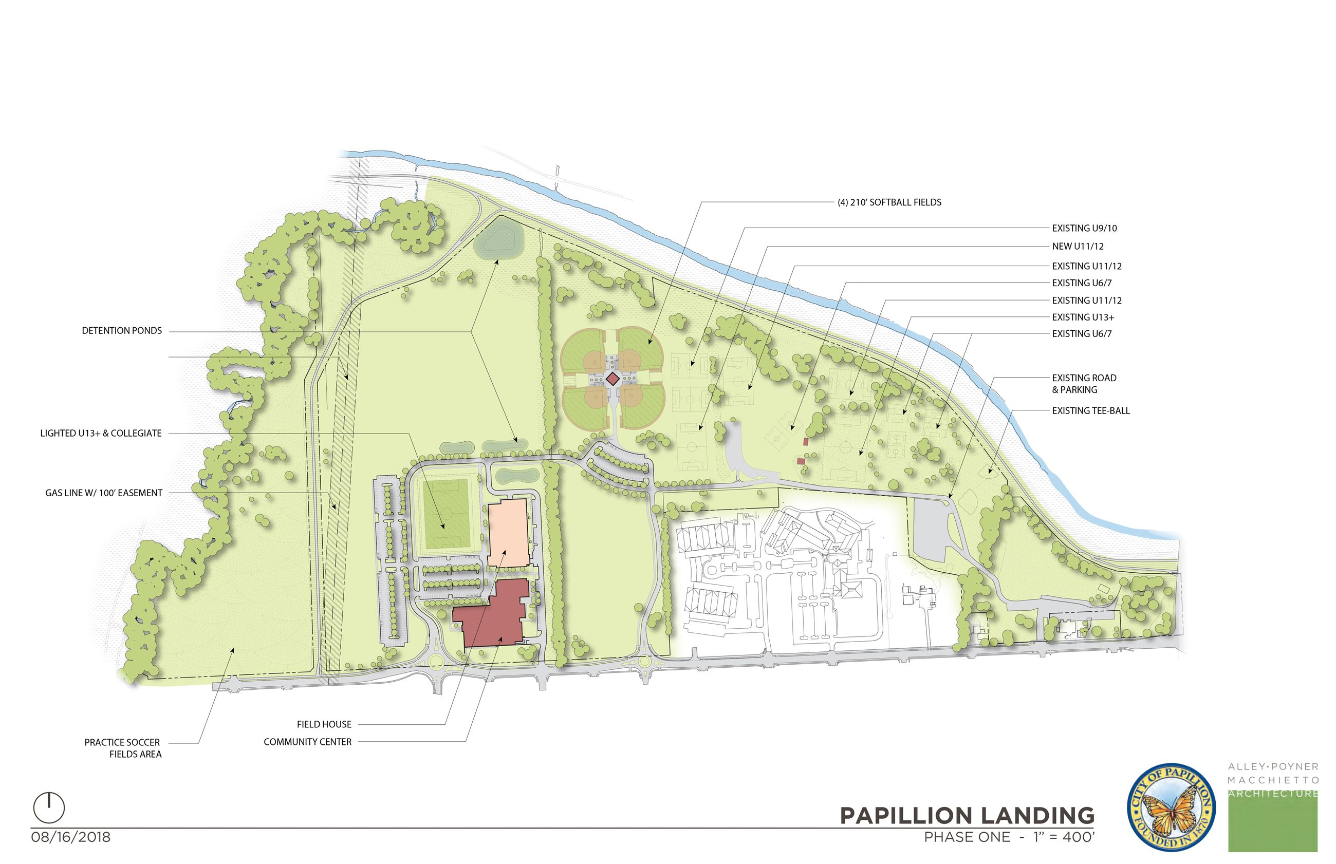 Papillion Landing Site - Phase 1