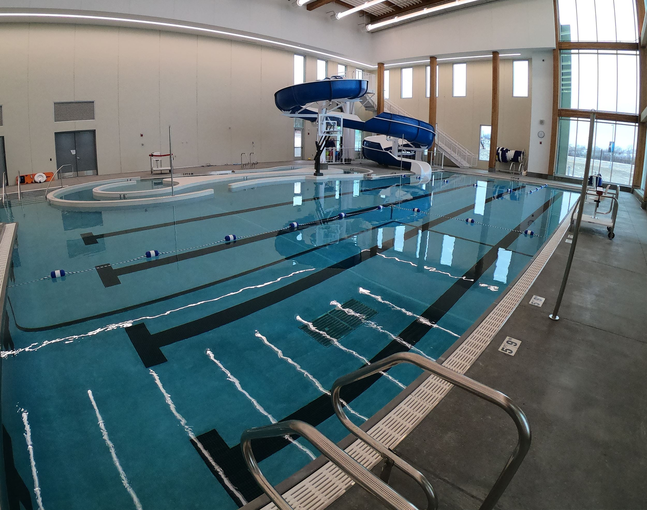 Papillion Landing Natatorium