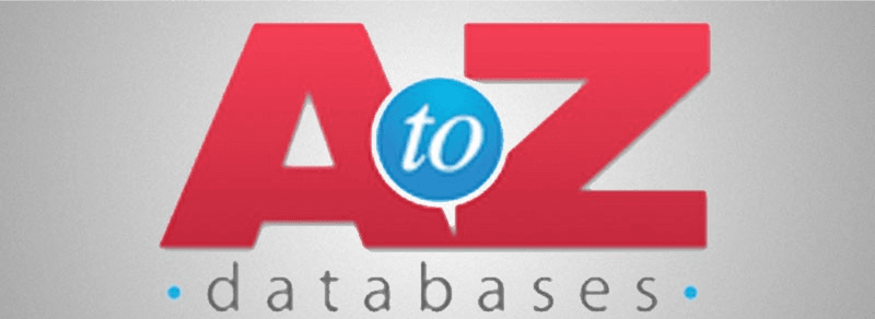 A to Z Databases Opens in new window